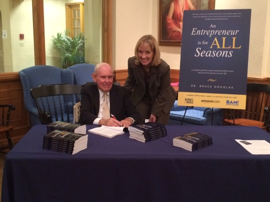 Book Launch with Dr. Bruce Douglas